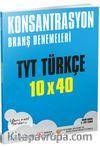 TYT Türkçe Konsantrasyon Branş Denemeleri