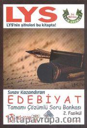 LYS Edebiyat Tamamı Çözümlü Soru Bankası 2. Fasikül