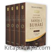 Tecrid-i Sarih<br />Sahih-i Buhari Muhtasarı (4 Cilt Kutu)