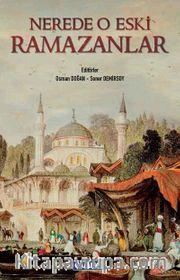 Nerede O Eski Ramazanlar