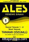 ALES Hazırlık Seti (15 Deneme Sınavı ve Çözüm Kitabı+Şekil Yetenek)
