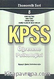 "KPSS Ekonomik Seri 8 ""Öğrenme Psikolojisi"""