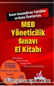 MEB Yöneticilik Sınavı El Kitabı