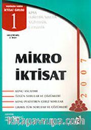 Mikro İktisat 2007