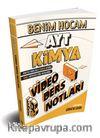 2020 AYT Kimya Video Ders Notları
