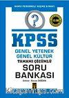 KPSS Genel Yetenek-Genel Kültür Tamamı Çözümlü Soru Bankası
