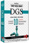 2016 DGS Sayısal Yetenek-Sözel Yetenek Fasikül Fasikül Çözümlü 10 Deneme Sınavı