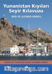 Yunanistan Kıyıları Seyir Kılavuzu (Ciltli)