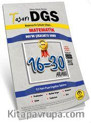 DGS Matematik 16-30 Arası Garanti Soru Kitapçığı
