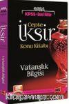 2016 KPSS Genel Kültür Vatandaşlık Bilgisi Cepte İksir Konu Kitabı