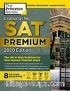 Cracking the SAT Premium Edition with 8 Practice Tests 2020