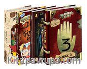 Disney Esrarengiz Kasaba Mega Seti (4 Kitap)