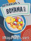 Hayvanlar 2 Boyama Kitabı