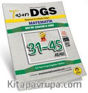 DGS Matematik (31-45 Arası )Garanti Soru Kitapçığı