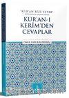 Kur'an Bize Yeter Söylemine Kur'an'ı Kerimden Cevaplar