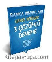 Banka Sınavları Genel Yetenek 3 Çözümlü Deneme Halk Bankası ve Ziraat Bankası Sınavları