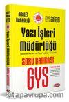 Adalet Bakanlığı Yazı İşleri Müdürlüğü GYS Soru Bankası