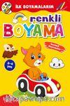Renkli Boyama - Sevimli Hayvanlar