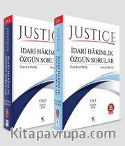 Justıce  İdari Hakimlik Özgün Sorular (2 Cilt)