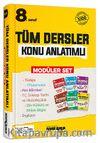 8. Sınıf Tüm Dersler Konu Anlatımlı Modüler Set