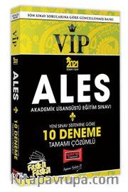 2021 ALES VIP Yeni Sınav Sistemine Göre Tamamı Çözümlü 10 Fasikül Deneme
