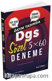2021 DGS 5x60 Deneme Tamamı Çözümlü Sözel Deneme Sınavı