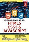 Yeni Başlayanlar İçin HTML5, CSS3 JAVASCRIPT & A 'dan Z'ye Web Programlama