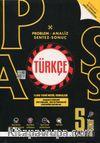Pass 5. Sınıf Türkçe Soru Bankası
