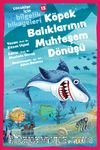 Köpek Balıklarının Muhteşem Dönüşü / Çocuklar için Bilgelik Hikayeleri 13