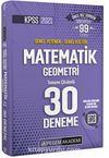 2021 KPSS Genel Yetenek Genel Kültür Matematik - Geometri 30 Deneme