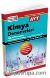 AYT Kimya 30x13 Denemeleri Tamamı Video Çözümlü