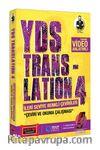 YDS Translation 4 İleri Seviye Renkli Çeviriler
