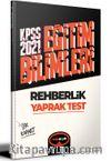 2021 Kpss Eğitim Bilimleri Rehberlik Çek Kopart Yaprak Test