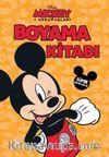 Disney Mickey ve Arkadaşları Boyama Kitabı