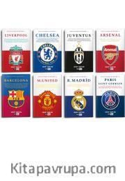 Dünya Futbol Kulüpleri – 8 Kitap