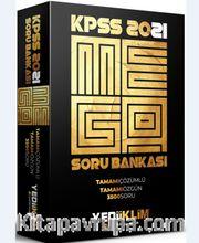 2021 Kpss Genel Yetenek Genel Kültür Mega Tamamı Çözümlü Soru Bankası