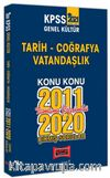 2021 KPSS Genel Kültür Konu Konu Tamamı Çözümlü Çıkmış Sorular