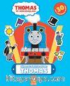 Eğlenceli Aktivite Kitabı Thomas