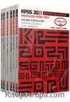 2021 KPSS Eğitim Bilimleri Modüler Soru Bankası Seti (6 Kitap)