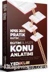 2021 KPSS Pratik Eğitim Serisi Eğitim Bilimleri Konu Anlatımı
