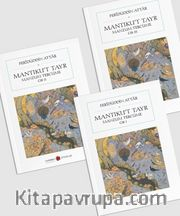 Mantuku't-Tayr-Manzum Tercüme (Cep Boy) (Tam Metin) (3 Cilt)