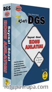 2021 DGS Matematik Türkçe Konu Anlatımı (Tek Kitap)