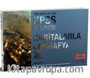 2021 KPSS Haritalarla Coğrafya