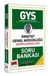 GYS Emniyet Genel Müdürlüğü Şoför Kadrosu İçin Soru Bankası