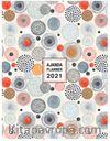 2021 Haftalık Ajanda Ring (3085)
