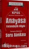 2016 KPSS Enderun Anayasa - Vatandaşlık Bilgisi Tamamı Çözümlü Soru Bankası (Hücreleme Yöntemine Göre)