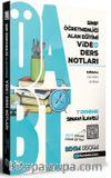 2021 ÖABT Sınıf Öğretmenliği Alan Eğitimi Video Ders Notları - 7 Deneme Sınavı İlaveli