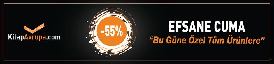 Efsane Cuma tüm Ürünlere %55 İndirim
