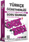 2021 ÖABT Türkçe Öğretmenliği Tamamı Çözümlü Soru Bankası