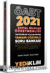 2021 ÖABT Sosyal Bilgiler Öğretmenliği Yan Bilimler ve Alan Eğitimi Tamamı Çözümlü Soru Bankası